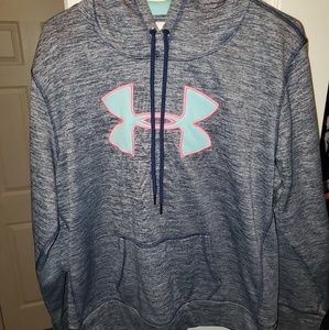 Under armour womens pullover hoodie